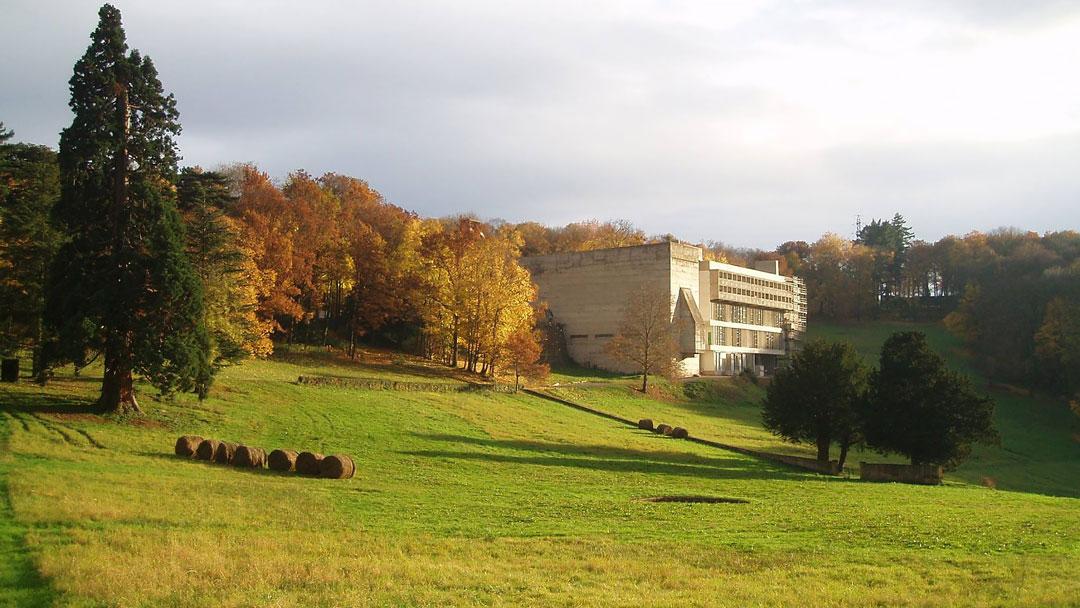Betonowe sacrum – klasztor La Tourette