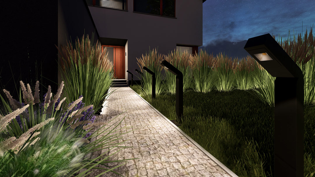 Ogród światłoczuły