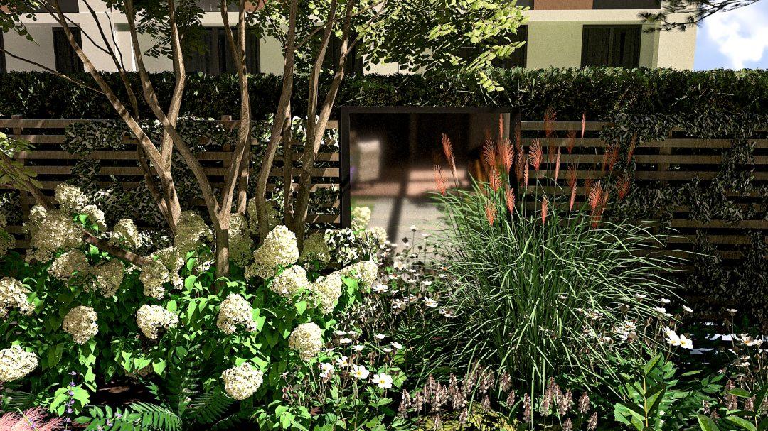 """Projekt ogrodu """"Chwytaj dzień"""""""
